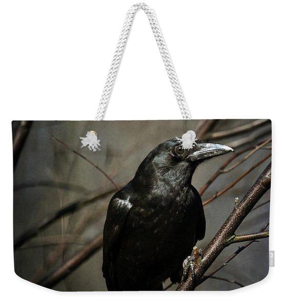American Crow Weekender Tote Bag