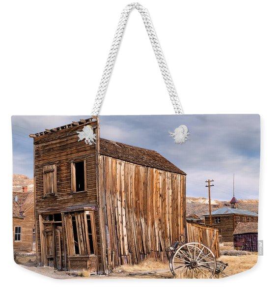 American Ghost Town Bodie Weekender Tote Bag