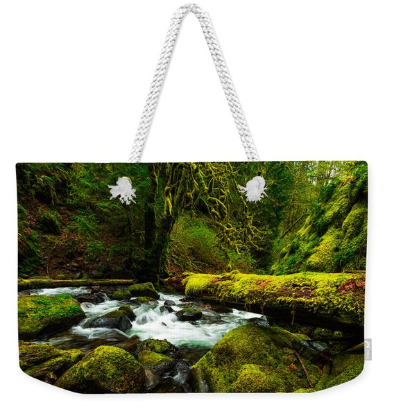 American Jungle Weekender Tote Bag