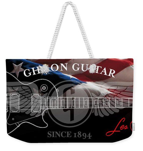 American Legend Weekender Tote Bag