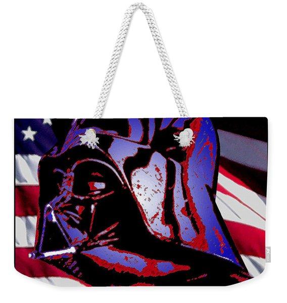 American Sith Weekender Tote Bag