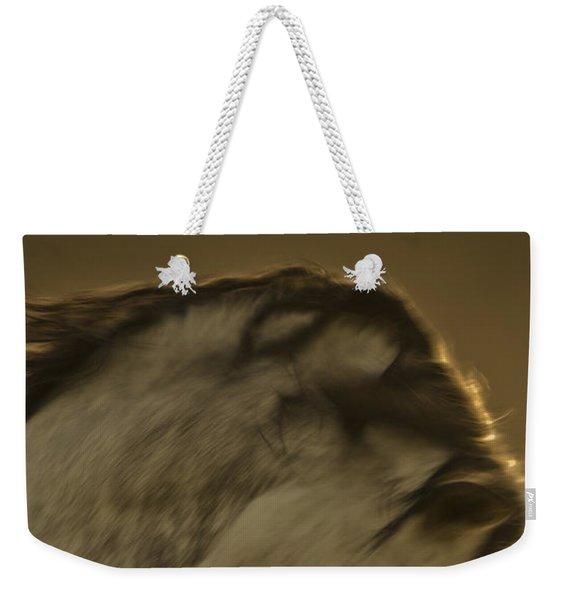 Americano 2 Weekender Tote Bag
