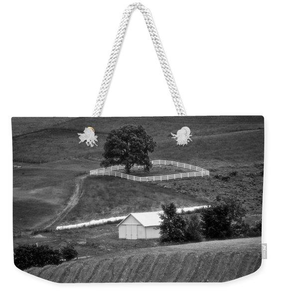 Amish Land Weekender Tote Bag