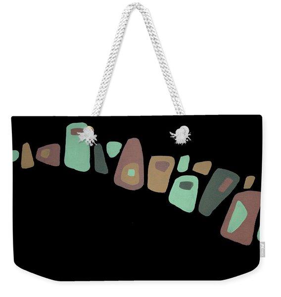 Amoeba 2 Weekender Tote Bag