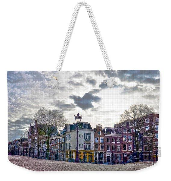 Amsterdam Bridges Weekender Tote Bag