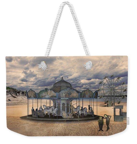 Amusement  Weekender Tote Bag