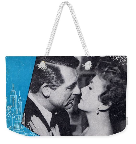 An Affair To Remember Weekender Tote Bag