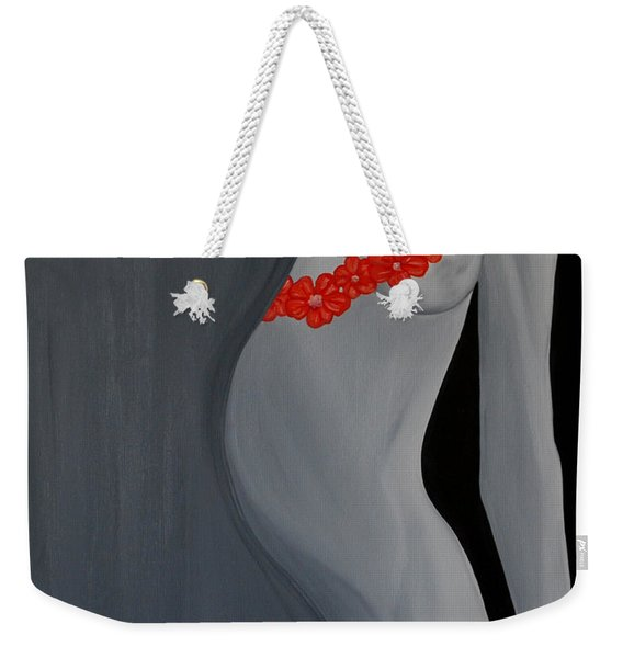 An Aura Of Mystique Weekender Tote Bag