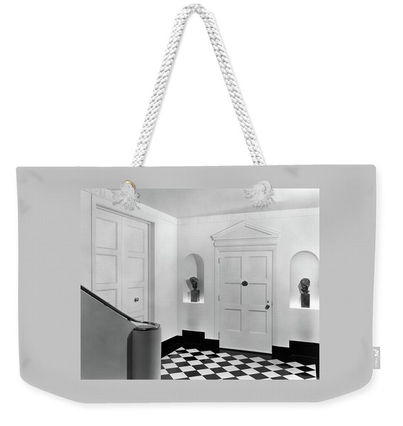 An Entrance Hall Weekender Tote Bag