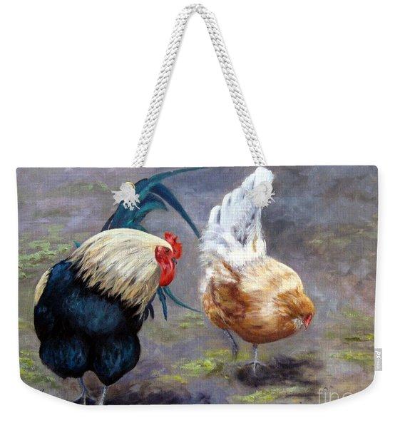 An Interesting Find Weekender Tote Bag