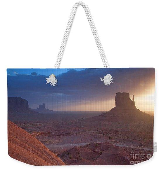 An Open Invitation Weekender Tote Bag