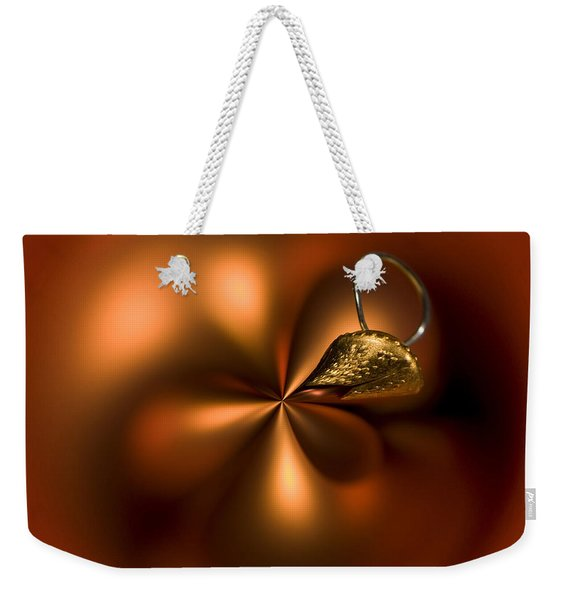 An Orb Of Orange Weekender Tote Bag