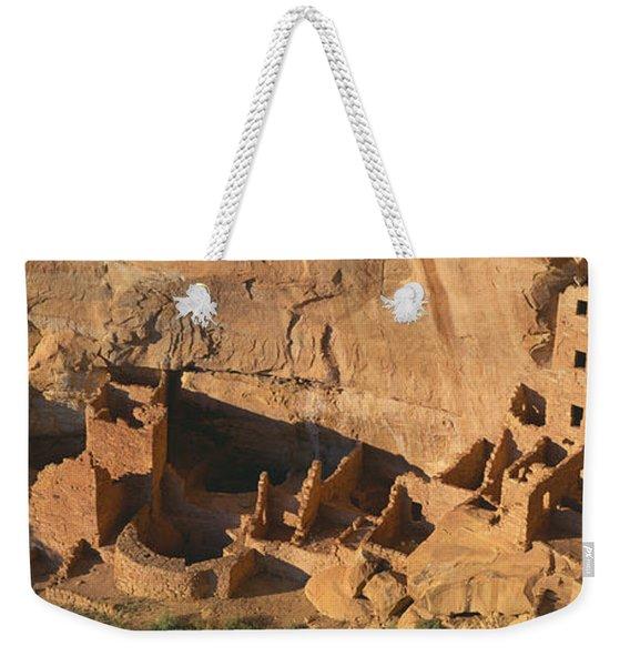 Anasazi Ruins, Mesa Verde National Weekender Tote Bag