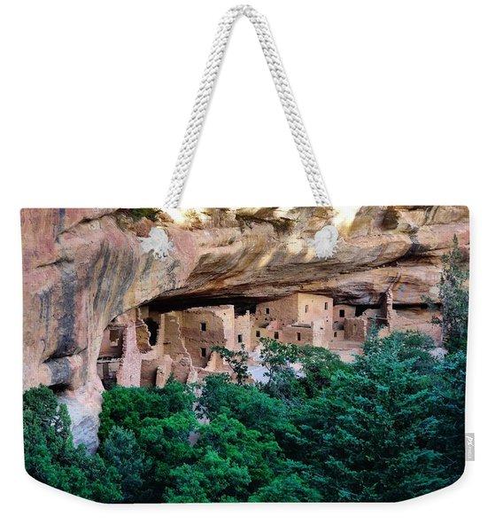 Ancient Houses Weekender Tote Bag