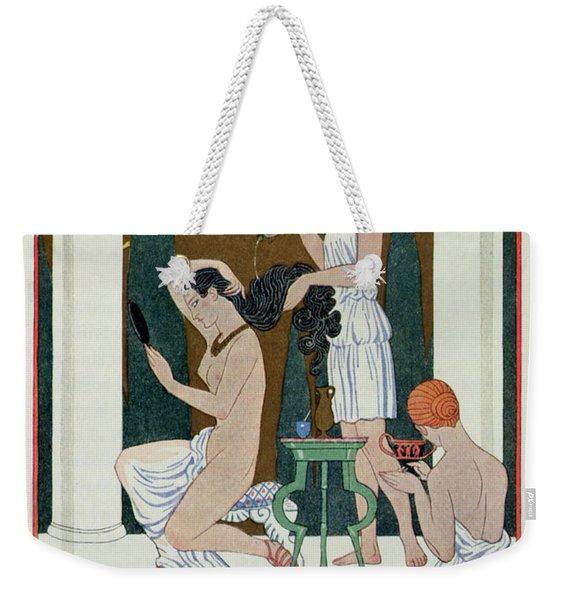Ancient Rome Weekender Tote Bag
