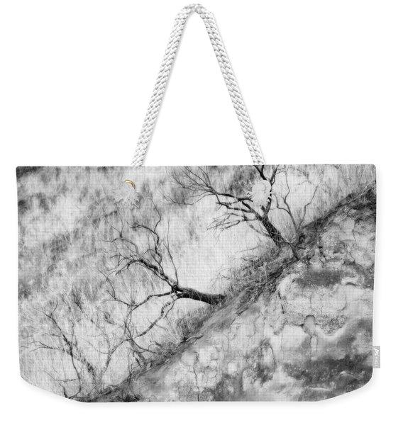 Ancient Sagebrush Weekender Tote Bag