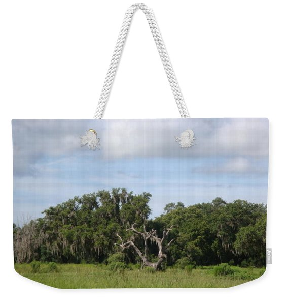 Ancient Trees Weekender Tote Bag