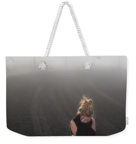 And Tears Shall Drown The Wind Weekender Tote Bag