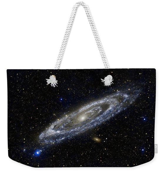 Andromeda Weekender Tote Bag