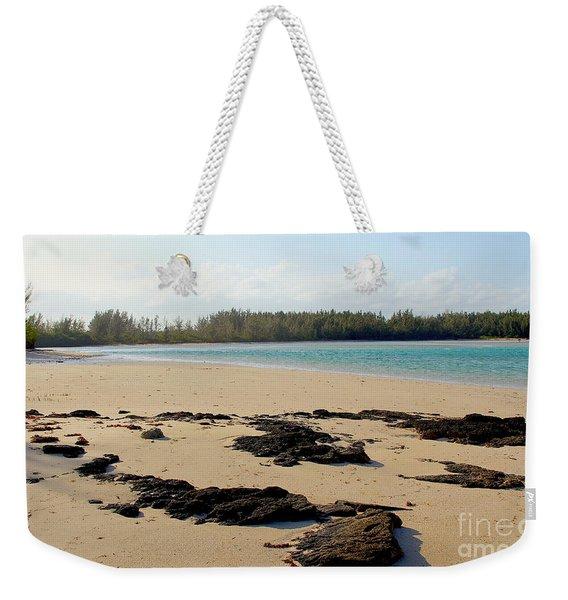 Andros Beach Weekender Tote Bag