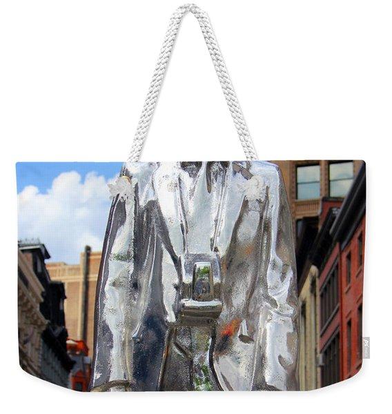 Andy Warhol Weekender Tote Bag