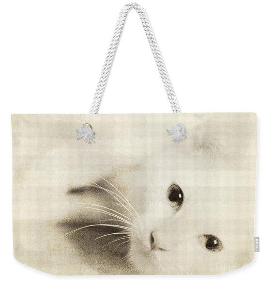 Angel Baby  Weekender Tote Bag