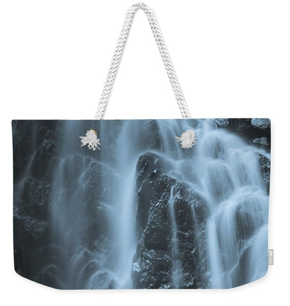 Angel Falls Weekender Tote Bag