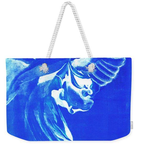 Angel Of The Horizon  Weekender Tote Bag