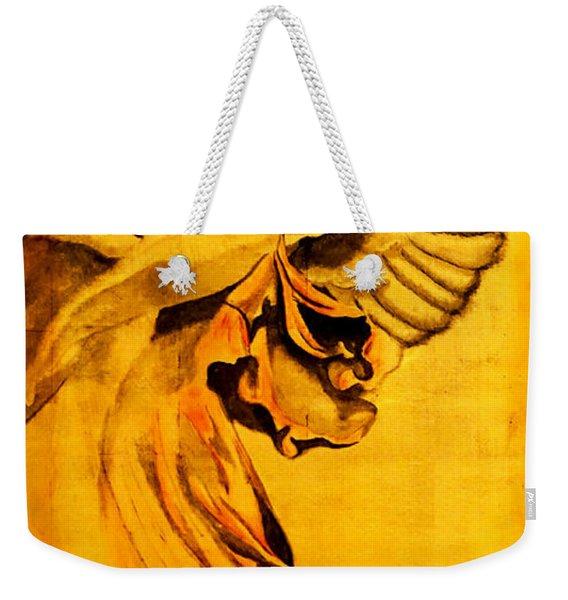 Angel Of The Horizon II Weekender Tote Bag