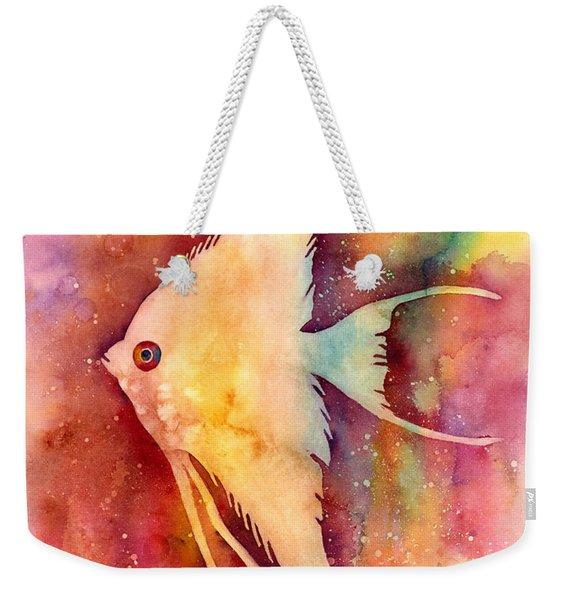 Angelfish II Weekender Tote Bag