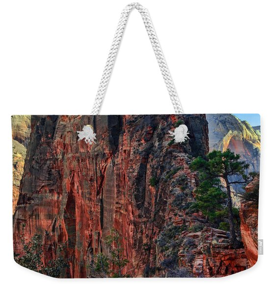 Angel's Landing Weekender Tote Bag