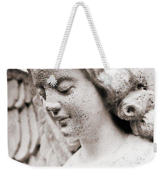 Angels Prayers And Miracles Weekender Tote Bag