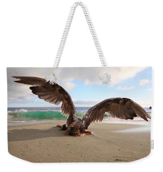 Angels- We Shall Not All Sleep Weekender Tote Bag