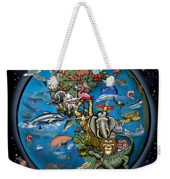 Animal Planet Weekender Tote Bag