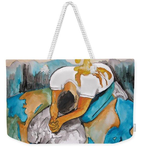 Anointed One Weekender Tote Bag