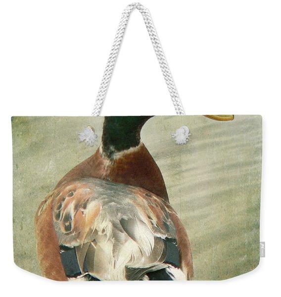 Another Duck ... Weekender Tote Bag