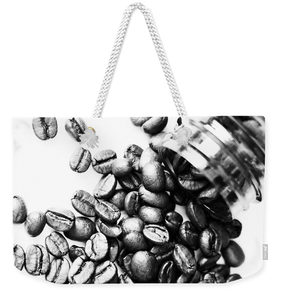 Another Man's Addiction Weekender Tote Bag