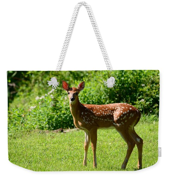 Another Reason To Love Spring Weekender Tote Bag