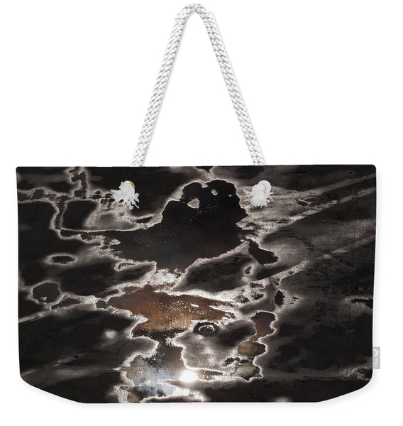 Another Sky Weekender Tote Bag
