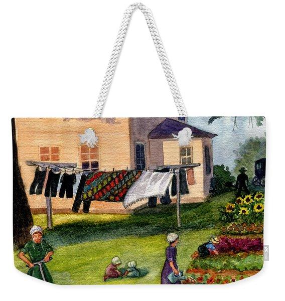 Another Way Of Life II Weekender Tote Bag