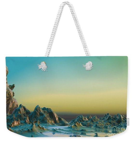Ante Somnum - Surrealism Weekender Tote Bag