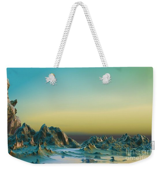 Ante Somnum - Surrealism Weekender Tote Bag