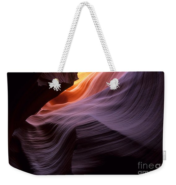 Antelope Canyon A Touch Of Magic Weekender Tote Bag