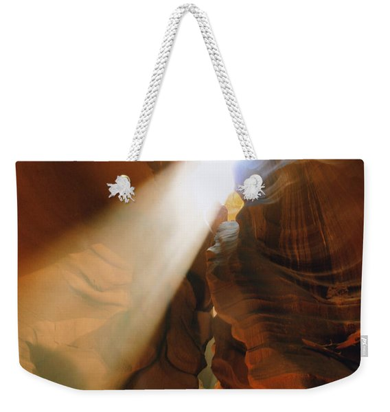 Antelope Canyon One Weekender Tote Bag
