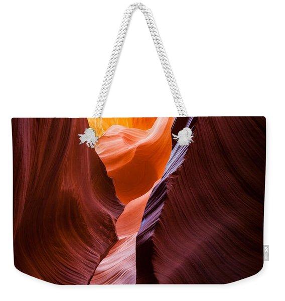 Antelope Duality Weekender Tote Bag