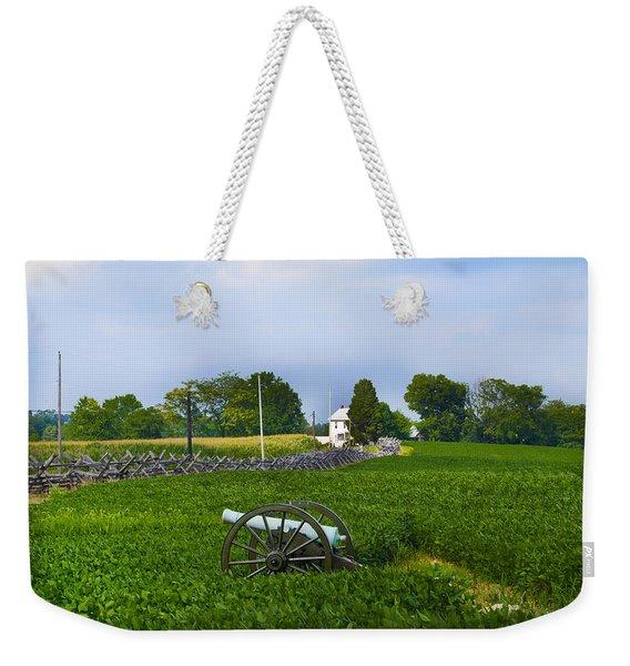 Antietam Battlefield Weekender Tote Bag