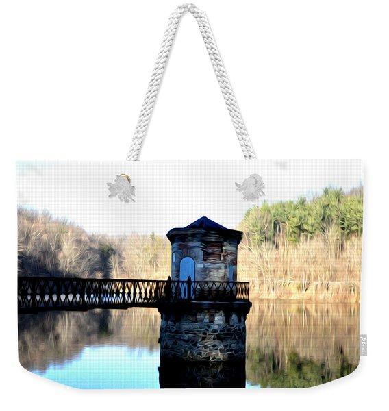Antietam Creek Reading Pa Weekender Tote Bag