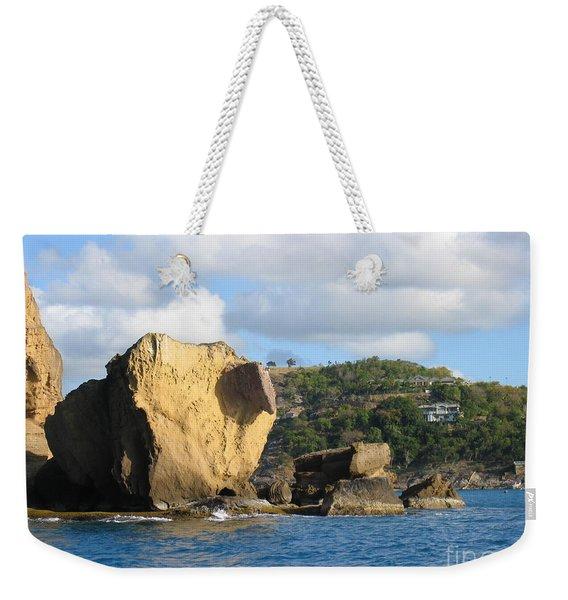 Antigua - Aliens Weekender Tote Bag