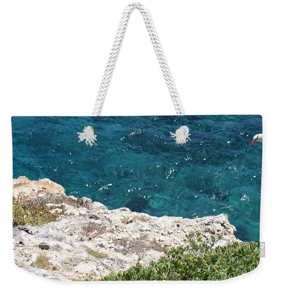 Antigua - Flight Weekender Tote Bag