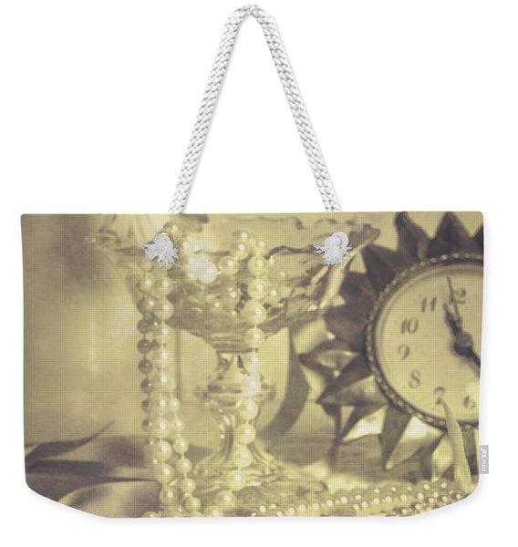 Antique Dressing Table Weekender Tote Bag